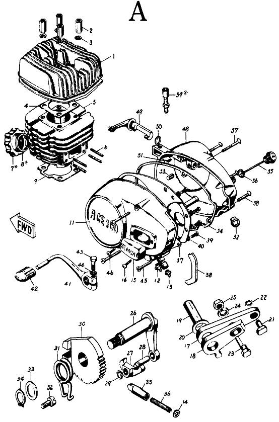 model 93 figure a schematic
