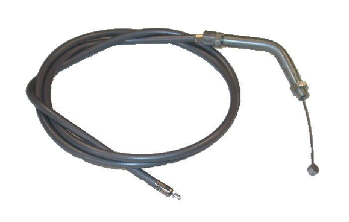 throttle cable model ace 90 - grey