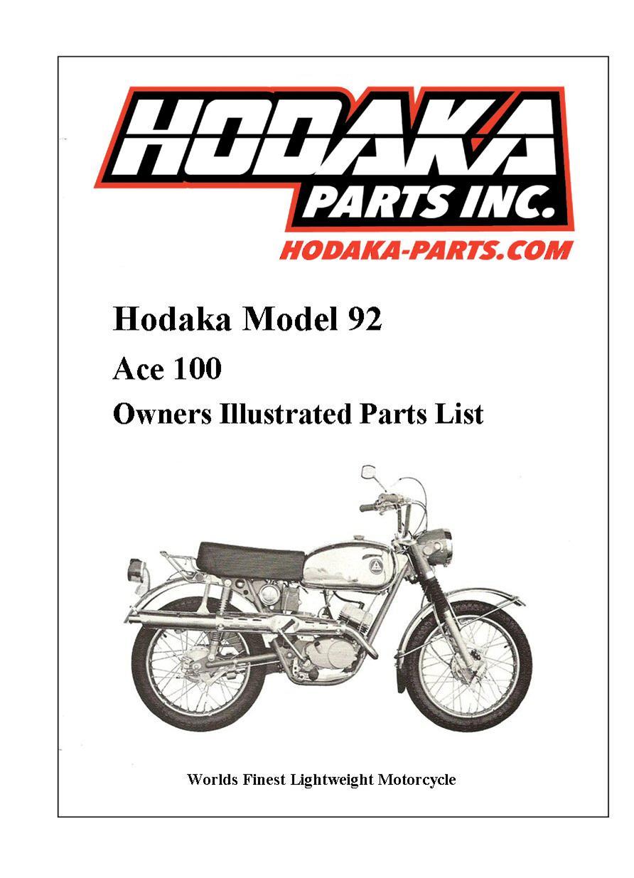 Honda Cl125 Wiring Detailed Diagrams Xl350 Diagram Hodaka Ace 90 Snow Scooter