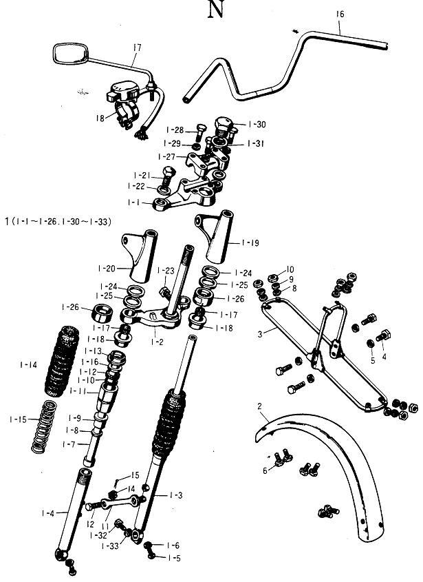 model 92 figure n schematic